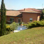 Villa con piscina, rent to buy, Salsomaggiore Terme