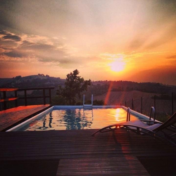 Bellissima villa con piscina e vista panoramica, tra le colline di Salsomaggiore Terme