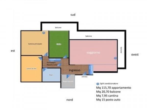 Appartamento in Salsomaggiore Terme