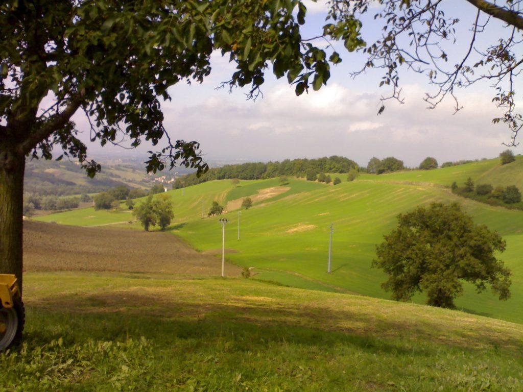 Stupenda azienda agricola nelle colline di Salsomaggiore Terme