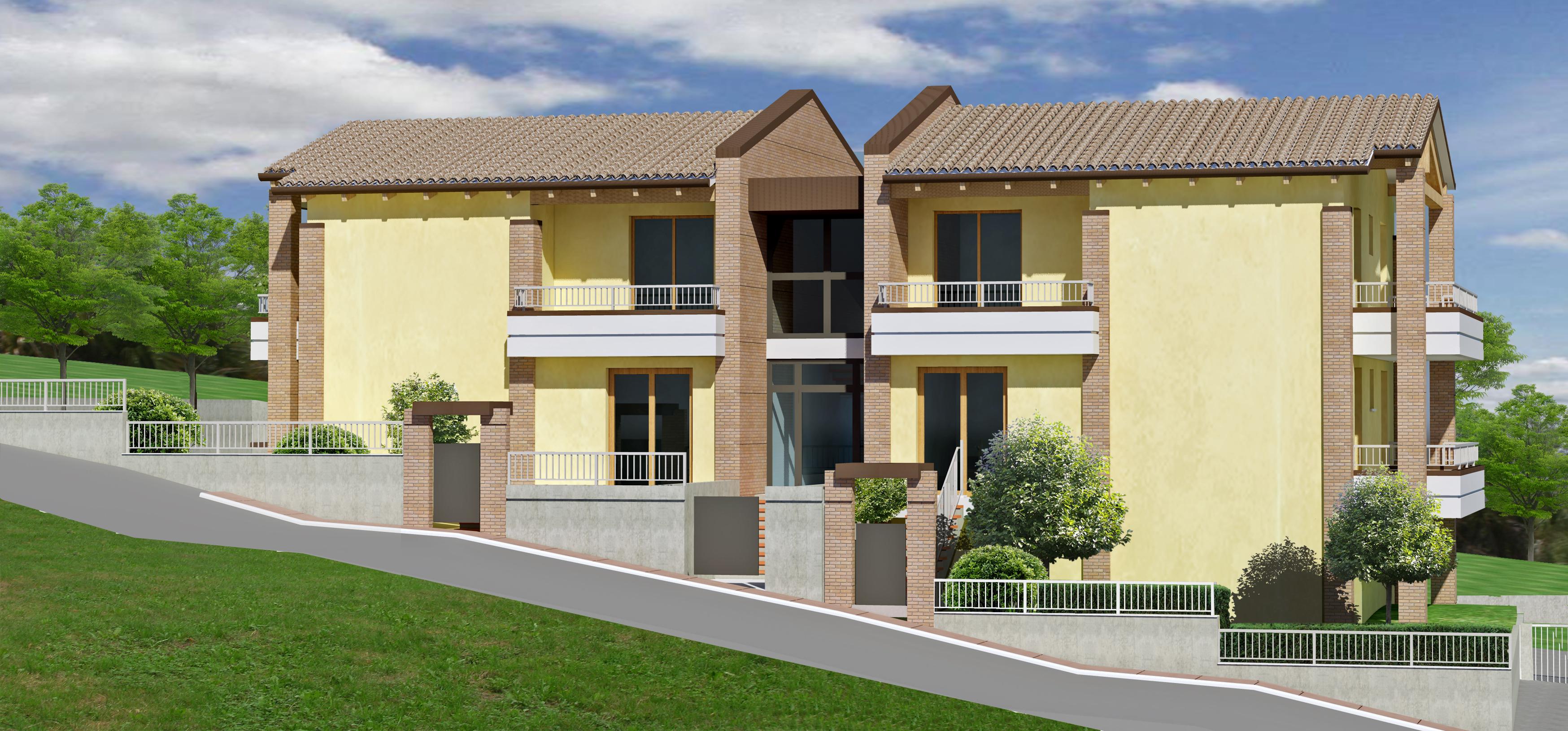 appartamento nuovo con giardino- prezzo interessante